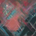 La Rumorosa, acrylic on canvas