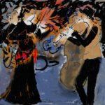 She'koyokh clarinet & violin SOLD
